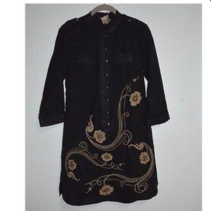 9e926dfd907a Rare Da-Nang embroidered dress with pockets 🖤